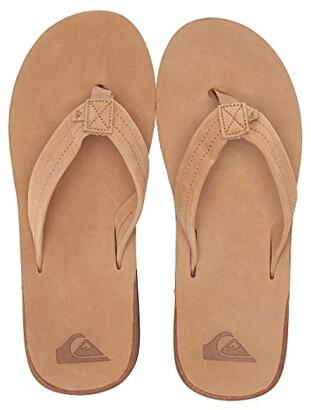 Quiksilver Erreka (Tan Solid) Men's Sandals