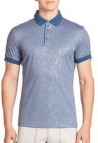 J. Lindeberg John Jersey Polo Shirt