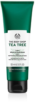 The Body Shop Tea Tree 3-in-1 Wash Scrub Mask