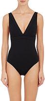 Eres Women's Jacques-Transat Microfiber One-Piece Swimsuit-BLACK