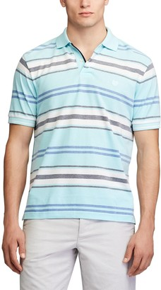 Chaps Men's Classic-Fit Striped Polo