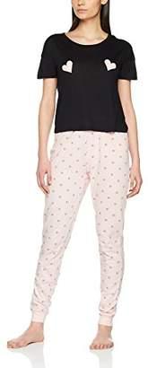 New Look Women's 5579232 Pyjama Sets,8 (Size: 51)