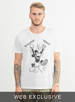 Junk Food Clothing Mickey Whoopee! Yeah! Tee-elecw-xl