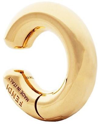 Fendi gold-tone small ear cuff