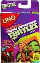UNO Teenage Mutant Ninja Turtles Card Game
