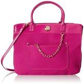 Tommy Hilfiger Lexi2 Satchel Top Handle Bag