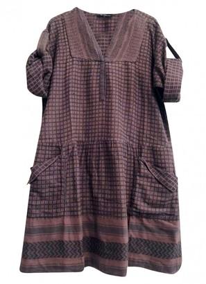 Etoile Isabel Marant Purple Cotton Dress for Women