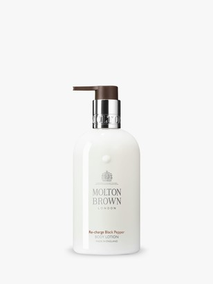 Molton Brown Re-Charge Black Pepper Body Lotion, 300ml