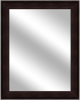 PTM Images Over the sink Vanity Mirror, Dark Bronze, 26.75x32.75