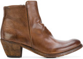 Officine Creative ankle boots - women - Buffalo Leather/Calf Leather/Leather/rubber - 40