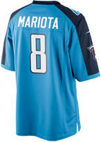 Nike Men's Marcus Mariota Tennessee Titans Limited Jersey