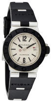 Bvlgari Diagono Aluminum Watch