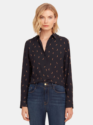 Equipment Essential Silk Button Up Blouse