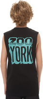 Zoo York Kids Boys Stone Muscle Black