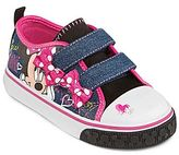 Disney Minnie Mouse Toddler Girls Sneakers