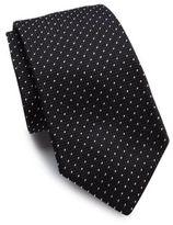 Polo Ralph Lauren Grenedine Dotted Silk Tie