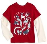 Tea Collection Infant Boy's Zodiac Graphic T-Shirt