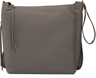 AllSaints Kita Leather Whipstitched Backpack