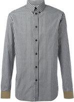 Givenchy gingham check shirt - men - Cotton - 38