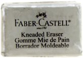 Faber-Castell Medium Kneaded Eraser