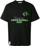 Ground Zero logo print T-shirt