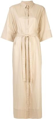 Matteau Classic Long Shirt Dress