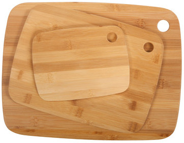 Core Bamboo Classic Cutting Board Set