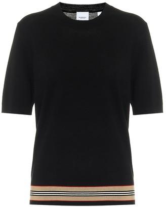 Burberry Icon Stripe merino wool sweater