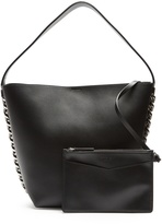 Givenchy Infinity leather chain tote bag