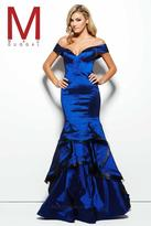 Mac Duggal 48189 R Midnight Blue