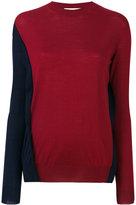 Marni bicolour sweater - women - Virgin Wool - 38