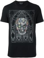 Alexander McQueen skull print T-shirt - men - Cotton - XS