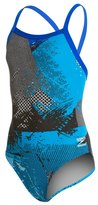 Speedo Endurance+ How It's Done Youth Flyback Swimsuit 8133883