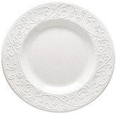 Lenox Opal Innocence Carved Vine Porcelain Accent Salad Plate