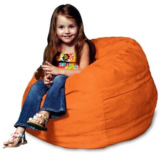 Small Classic Bean Bag Theater Sacks Upholstery Color: Black