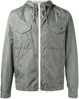 Fay hooded anorak jacket - men - Polyamide - M