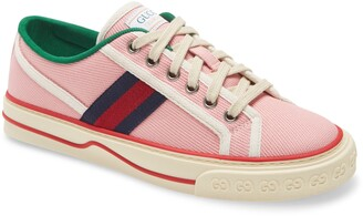 Gucci Tennis 1977 Lace-Up Sneaker
