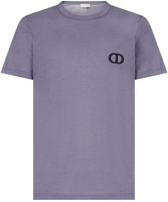 Christian Dior Icon Embroidery T-Shirt