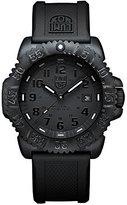 Luminox Men's Quartz Watch Navy Seal Colormark A.3051.BO with Plastic Strap