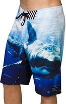 Emoyi Men Fashion Sports Briefs Pocket Pants Swim Loose Board Shorts Trunks (M, )