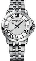 Raymond Weil Mens Stainless Steel Bracelet Watch