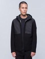 Stone Island Layered Hooded Jacket