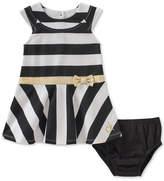Calvin Klein Striped Dress, Baby Girls