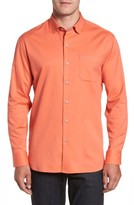 Tommy Bahama Men's Big & Tall Oasis Twill Sport Shirt