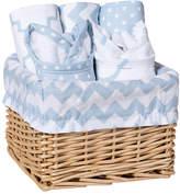 Trend Lab Blue Sky Feeding Basket Gift Set