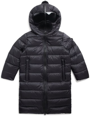 AI Riders on the Storm Young Long Padded Jacket