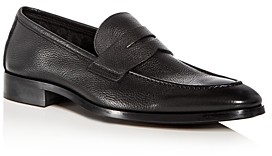 To Boot Men's Johnson Leather Apron-Toe Penny Loafers