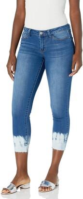 Black Daisy Women's Billlie Crop Skinny Jean
