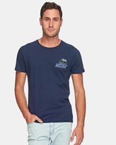 Mossimo The Palms Longline Crew Tee