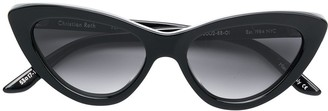 Christian Roth Firi cat eye sunglasses